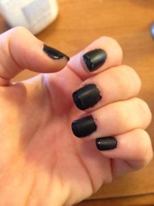 Darth Vader nails